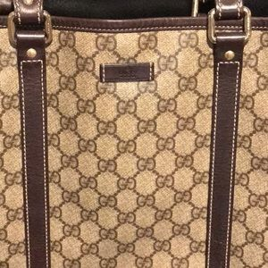 Used, Gucci Tote / Laptop Bag SALE FIRM!! for sale